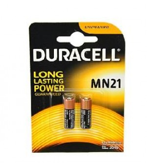 BATTERIE ALKALINE TWIN PACK 1.2V MN21 (E23)