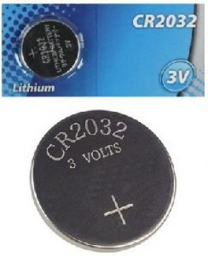 BATTERIE CR2032 3V LITIO 5PZ (HQ-CR2032)