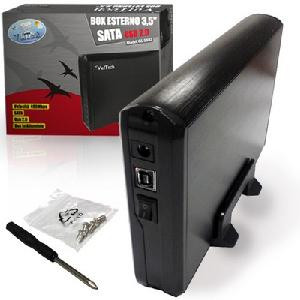 BOX ESTERNO 3.5 GS-35U2 SATA USB