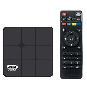 BOX SMART TV MEDIAPLAYER QG9 4GB RAM 64GB ROM 4K