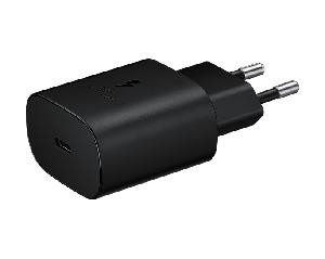 CARICATORE 1 USB 3.0 QUICK CHARGE 25W NERO (EP-TA800NBEGEU)