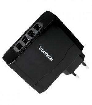 CARICATORE 4 USB 4,8N NERO (CC-048N)