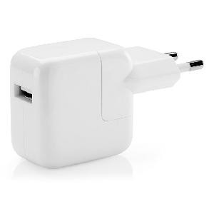 CARICATORE POWER ADAPTER USB 12W (MD836ZMA)