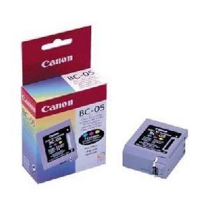 CARTUCCIA ORIGINALE 0885A002 BC-05 COLORE