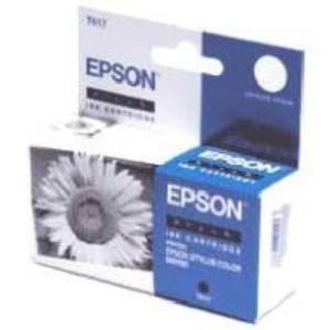 CARTUCCIA ORIGINALE EPSON T01740120 NERA