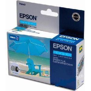 CARTUCCIA ORIGINALE EPSON T04524020 CIANO