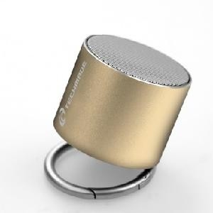 CASSA BOOM SPEAKER TM-BF-120G PORTATILE BLUETOOTH GOLD