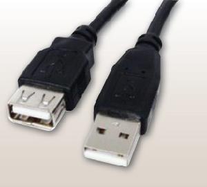 CAVO PROLUNGA USB 0.75 MT 2.0 (CCUAAS-075M)