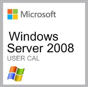 CHIAVE CAL PER SOFTWARE WINDOWS SERVER STANDARD 2008R2 (R18-02873)