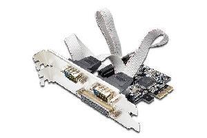 CONTROLLER PCI 2P SERIAL 1P PARALLELA (DS-30040)