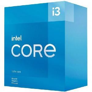 CPU CORE I3-10105 (COMET LAKE) SOCKET 1200 (BX8070110105) - BOX