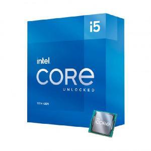 CPU CORE I5-11600K (ROCKET LAKE) SOCKET 1200 - BOX