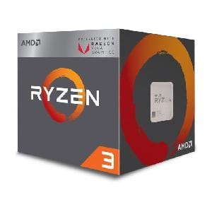CPU RYZEN 3 2200G AM4 BOX 3.7 GHZ