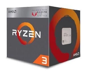 CPU RYZEN 3 3200G AM4 BOX 3.6 GHZ