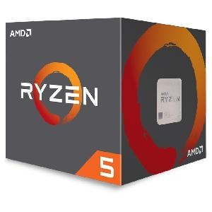 CPU RYZEN 5 2600 AM4 BOX 3.9 GHZ