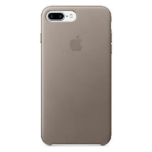 CUSTODIA IPHONE 87 PLUS LEATHER CASE - TAUPE (MPTC2ZMA)