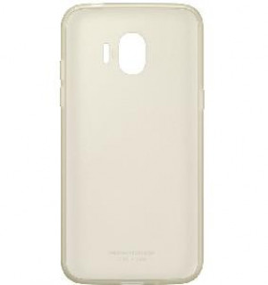 CUSTODIA JELLY COVER PER SMARTPHONE GALAXY J2 (J250) GOLD