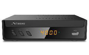 DECODER DIGITALE TERRESTRESATELLITARE SRT8221 DVB-T2S2