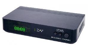DECODER DIGITALE TERRESTRESATELLITARE T395 DVB-T2S2