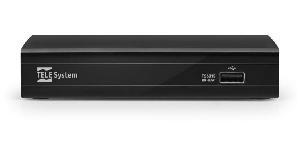 DECODER DIGITALE TERRESTRE DVB-T2 RICEVITORE HD HDR HLG E MEDIA PLAYER