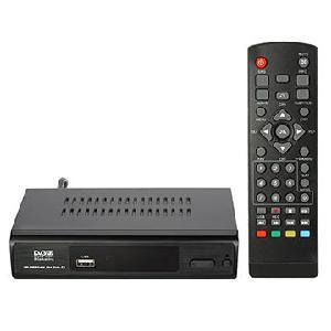 DECODER DIGITALE TERRESTRE HDTV USB DVB-TT2 1080P