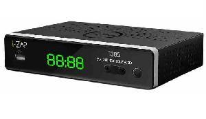 DECODER DIGITALE TERRESTRE T385 HD HEVC USB DVB-TT2