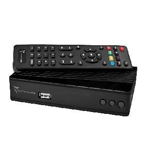 DECODER DIGITALE TERRESTRE TM-GX1 DVB-T2 CON LAN