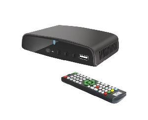 DECODER DIGITALE TERRESTRE UHD H265 (23HI036) DVB-10 DVB-TT2
