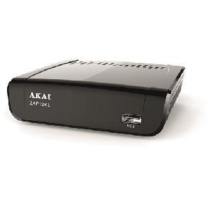 DECODER DIGITALE TERRESTRE ZAP12KL DVB-TT2 + LAN
