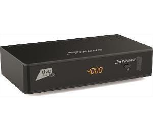 DECODER SATELLITARE SRT7807 DVB-S2 TIVUSAT