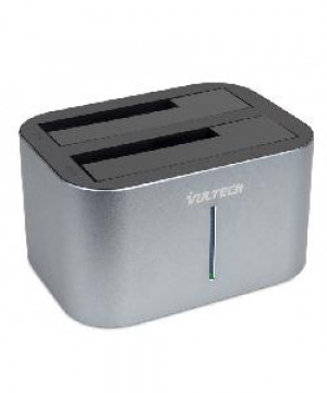 DOCKING STATION DK2-USB3 SATA 2HDD USB 3.0 METALLO