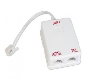 FILTRO ADSL RJ11 (FL-ADSL-RJS)