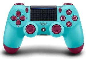GAMEPAD DUALSHOCK 4 V2 BERRY BLUE