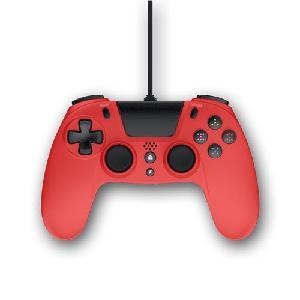 GAMEPAD JOYPAD WX4 PER PS4 ROSSO