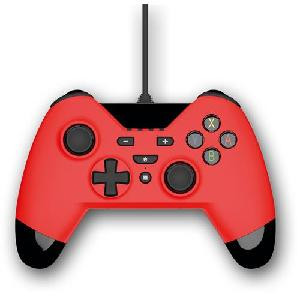 GAMEPAD JOYPAD WX4 PER SWITCHPCPS3 ROSSO