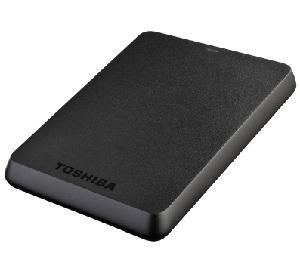 HARD DISK 1 TB ESTERNO USB 3.0 2,5 NERO (HDTB310EK3AA)