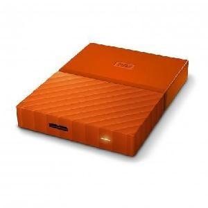 HARD DISK 2 TB ESTERNO MY PASSPORT USB 3.0 2,5 ARANCIONE (WDBS4B0020BOR-WESN)