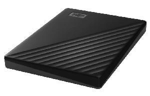 HARD DISK 2 TB ESTERNO MY PASSPORT USB 3.0 2,5 NERO (WDBS4B0020BBK-WESN)