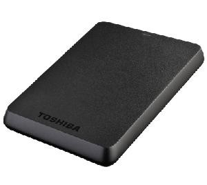 HARD DISK 2 TB ESTERNO USB 3.0 2,5 NERO (HDTB420EK3AA)