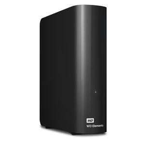 HARD DISK 4 TB ESTERNO ELEMENTS USB 3.0 3,5 NERO (WDBWLG0040HBK)