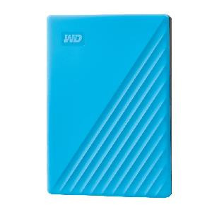 HARD DISK 4 TB ESTERNO MY PASSPORT USB 3.0 2,5 BLU (WDBPKJ0040BBL-WESN)