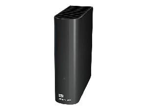 HARD DISK 6 TB ESTERNO ELEMENTS DESKTOP USB 3.0 3,5 NERO (WDBWLG0060HBK-EESN)