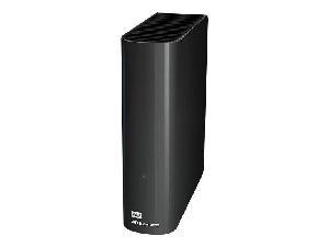 HARD DISK 8 TB ESTERNO ELEMENTS DESKTOP USB 3.0 3,5 NERO (WDBWLG0080HBK-EESN)