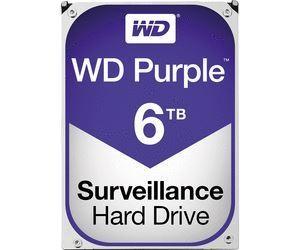 HARD DISK PURPLE 6 TB SATA 3 3.5 (WD60PURZ)