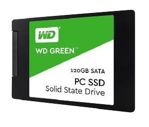 HARD DISK SSD 120GB GREEN SATA 3 2.5 (WDS120G2G0A)
