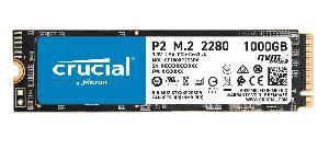 HARD DISK SSD 1TB P2 M.2 NVME (CT1000P2SSD8)