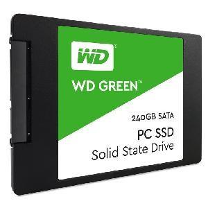 HARD DISK SSD 240GB GREEN SATA 3 2.5 (WDS240G1G0A)