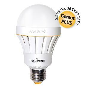 LAMPADA ALADINO LED LAMP E27 10W COLD 6500K (FLED17320)