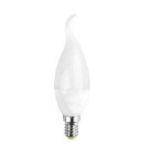 LAMPADA LED CANDELA BT38 E14 5.5W LUCE CALDA (FLBT38B6W65K14)