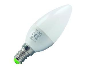 LAMPADA LED CANDELA E14 5W LUCE CALDA (795430)